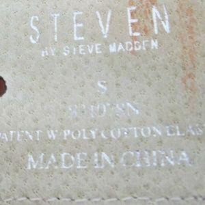 Steven By Steve Madden Accessories - Steven by Steve Madden Belt Tortoise Shell Elastic